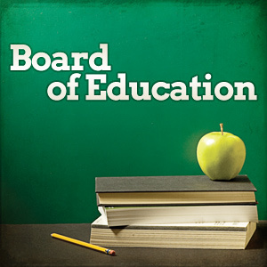 Rescheduled BOE Meeting
