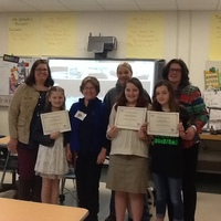 Writing Contest Winners!