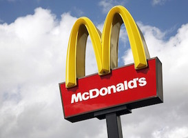 McDonald's To Help Playground Fund!
