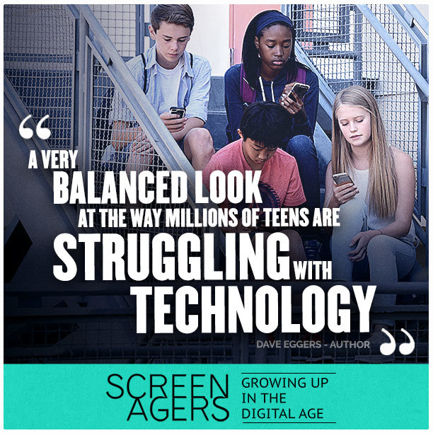 Screenagers Event to be hosted at CCS!!