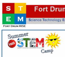 Ft Drum RISE STEM Newsletter