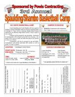 3rd Annual Spaulding/Shambo Basketball Camp