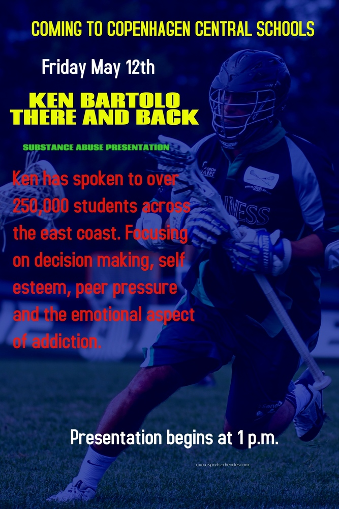 "Ken Bartolo, 'There and Back"" for Grades 9-12"