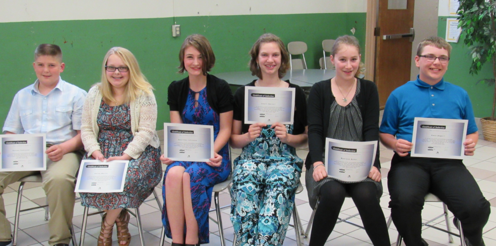 CCS Junior Honor Society Induction