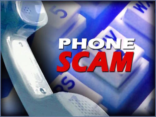Phone Scam Warning!
