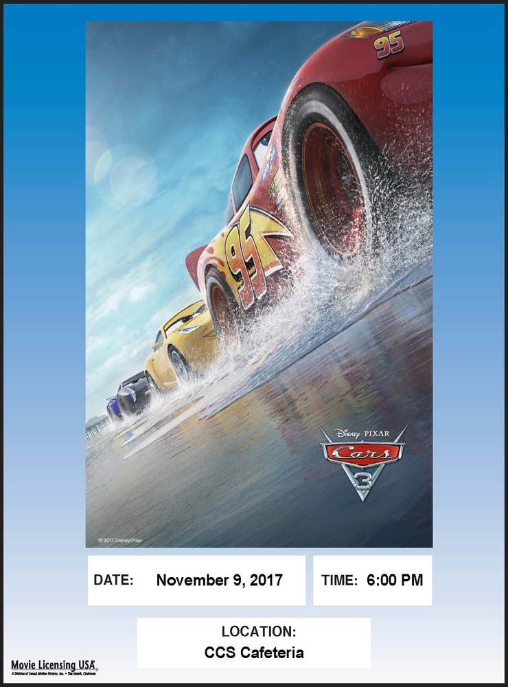 CTA/PTO Family Movie Night - This Thursday!