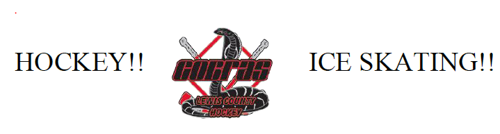 Lewis County Hockey & Learn to Skate Registration