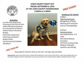 Lewis County Night Out