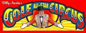 Billy Martin's Cole All-Star Circus