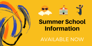 2019 Summer School Information
