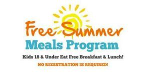 Free Summer Meals!!!