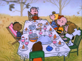 Charlie Brown Thanksgiving is BACK!
