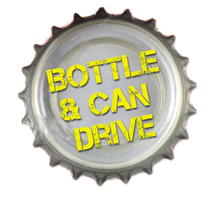Youth Boys Basketball Bottle & Can Drive