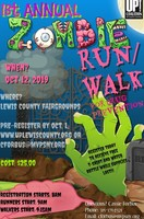 1st Annual Zombie Run/Walk